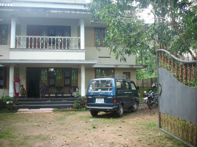 Special needs school, Nedumangad, Kerala, India, charity