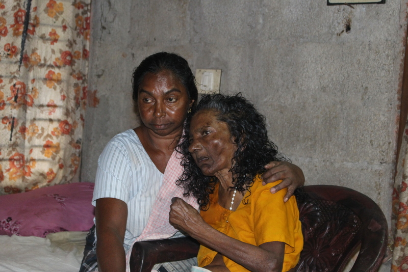 Elderly Indian woman saved from poverty by UK charity