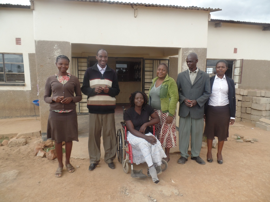 Muumba Community School Teachers