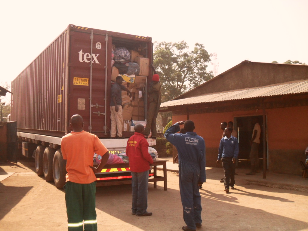 Monze, Zambia, charity, medical supplies, essential goods, lifestraws